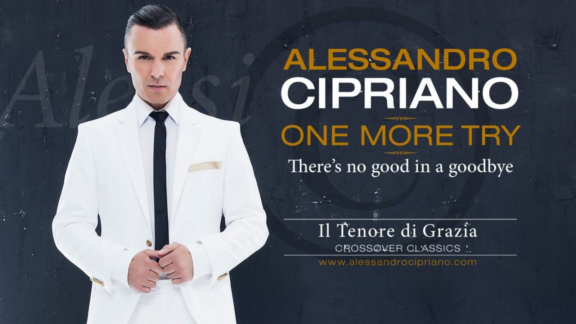 One More Try Lyrics, Alessandro Cipriano