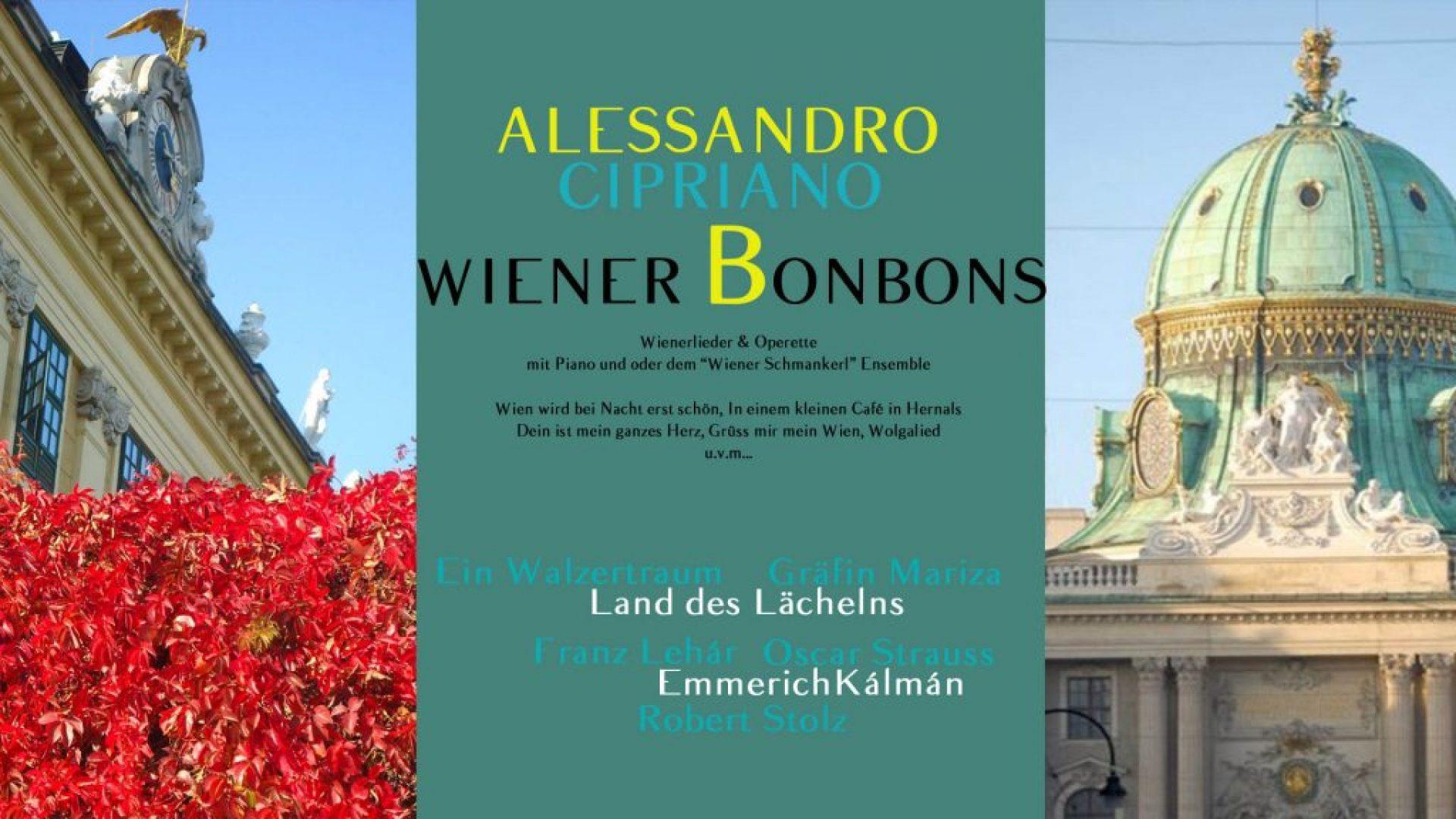 Wiener Bonbons Alessandro Cipriano