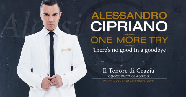 Re release One More Try Alessandro Cipriano