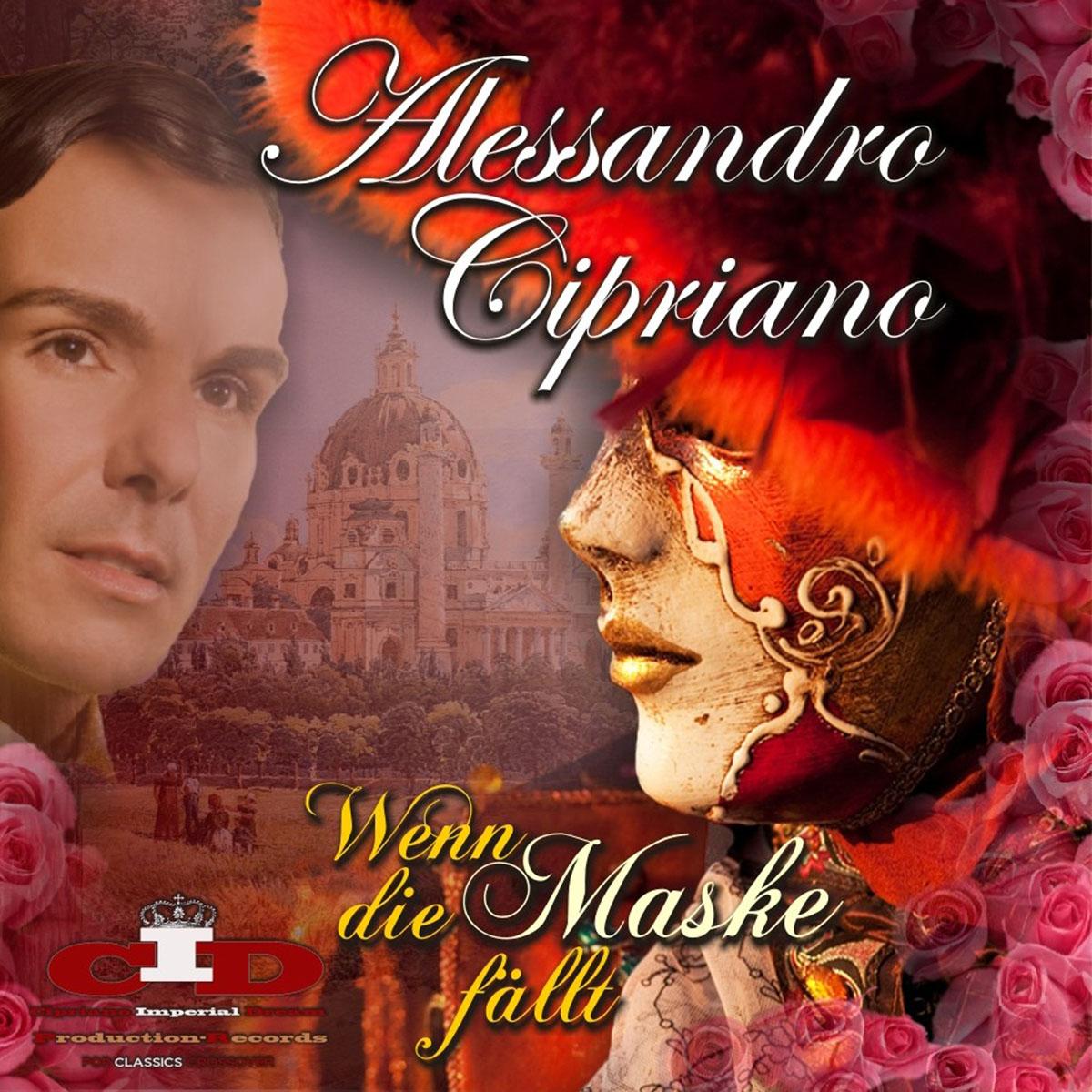 Alessandro CIpriano, Press Image, Wenn die Maske Fällt 2012