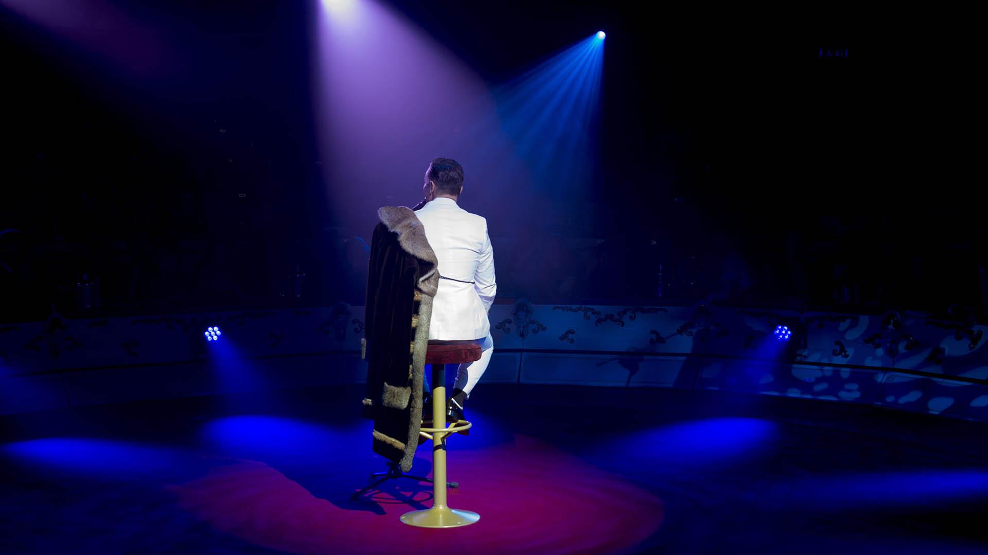 Circus Conelli 2016, Alessandro Cipriano