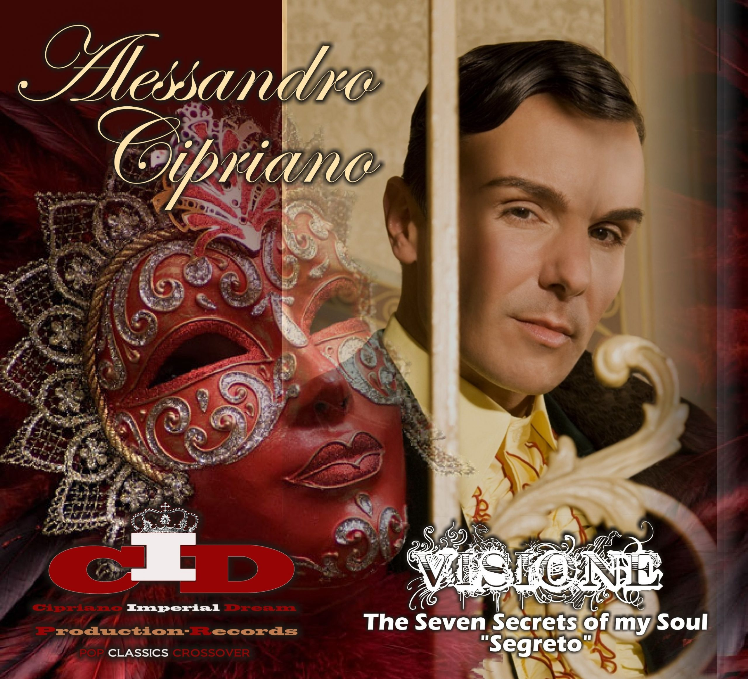 CD Visione by Alessandro Cipriano