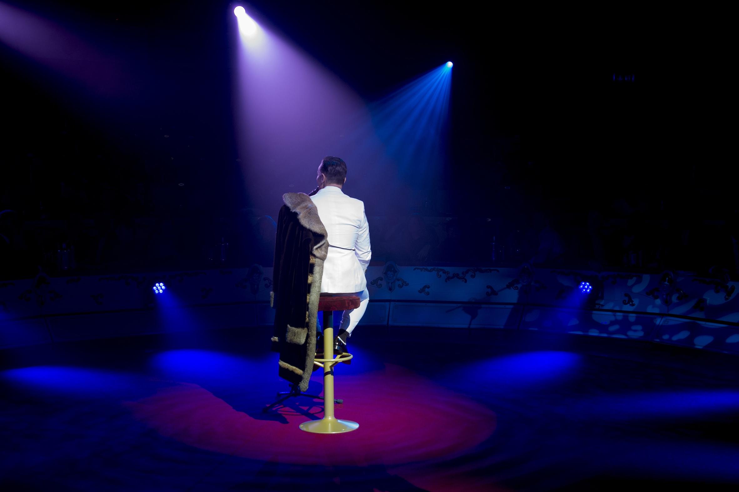 Zirkus Conelli 2016 mit Alessandro Cipriano