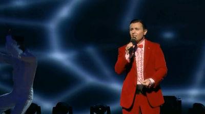 Silvesterstadl 2011 in Graz Österreich, singt Mirror of my Soul f